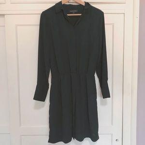 Banana Republic Button Down Shirt Dress
